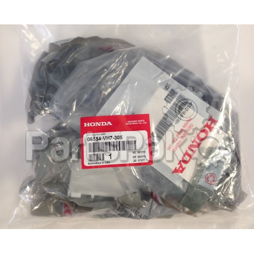 Honda 06554-VH7-305 Kit, Clutch Grip; 06554VH7305