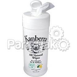Kanberra Gel KW0030; Kanberra Wipes 7X8 02477