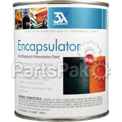 3X Chemistry 125; 1 Quart Gloss Encapsulator