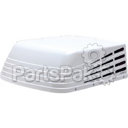 Advent Air Conditioning PXXMCOVER; AC Air Conditioner Shroud Cover-Advent White
