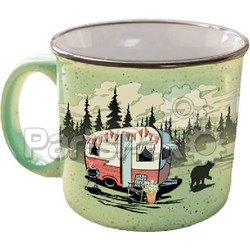 Camp Casual CC004G; The Mug-Beary Green