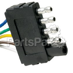 Fultyme RV 1012; Trailer Connector 5 Pole Male