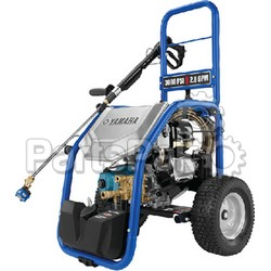 Yamaha PW3028B; Pressure Washer 3000 Psi 2.8 Gpm