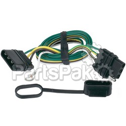 Hopkins 47105; 4 Wire Flat Harness