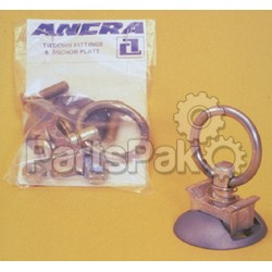 S-Line 4089010; Ancra Tie Down Fitting Kit