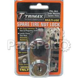 Trimax TNL740; Spare Tire Nut Lock