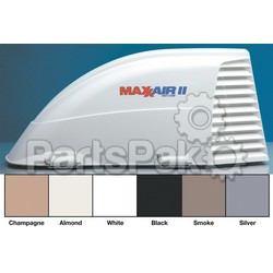 MaxxAir 00933072; Maxxair II White Vent Cover