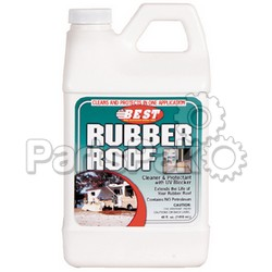 BEST 55048; Rubber Roof Cleaner 48 Oz