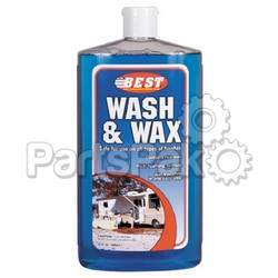 BEST 60032; Wash & Wax Concentrate 32 Oz