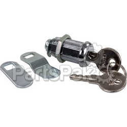 JR Products 00315; 7/8 Compartment Key Lock