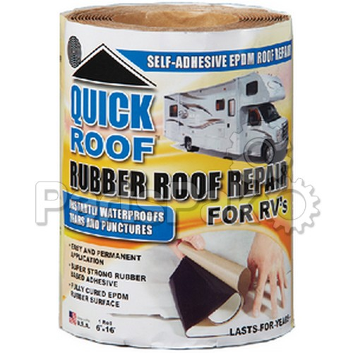 CoFair RQR616; Quick Roof 6 Inch x16 Foot Instant Repair