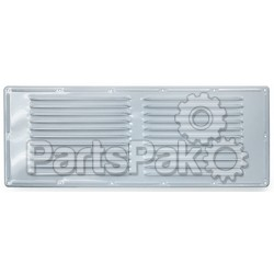 Norcold 617485PW; Upper Side Vent Polar White