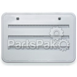 Norcold 621156PW; Plastic Side Vent Polar White