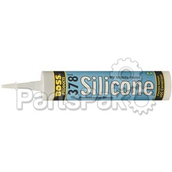 Accumetric 02395CL10; Silicone Clear Boss 378