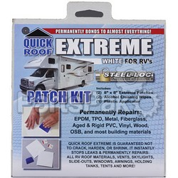 CoFair UBE88; Quick Roof Extreme White Patch