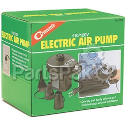 Coghlans 0809; 110/120 Volt Electric Air Pump