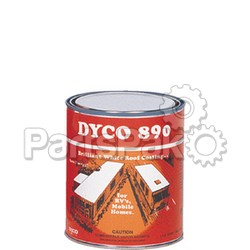Dyco Paints 890GAL; Gal White Dyco 890 Shield/ Seal