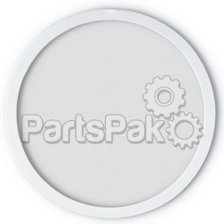 Fan-Tastic Vent Company K203581; Pop N Lock Screen White