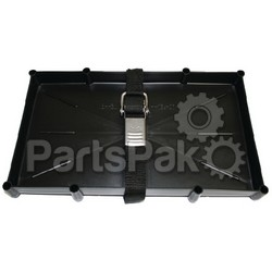 T-H Marine NBH27SSCDP; Battery Tray - W-Stainless Steel