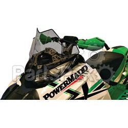 PowerMadd 12021; Cobra Windshield Arctic Cat Low Smoke