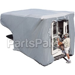 Adco Products 12264; Sfs Truck-Camper Cover Med-Qn 8-10 Foot