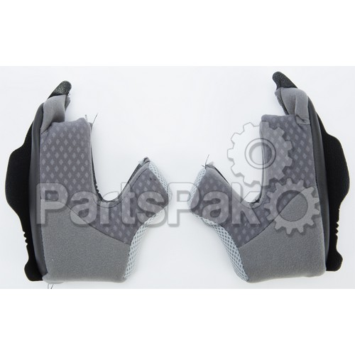 Fly Racing 73-3592S; Trophy Cheek Pads Xs-M 20Mm