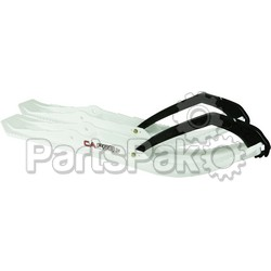 C&A 399-7701; Bondocking Xtreme Pro Skis White Pair