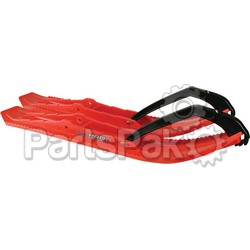 C&A 399-7705; Bondocking Xtreme Pro Skis Red Pair