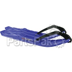 C&A 399-7726; Bondocking Xtreme Pro Skis Blue Pair