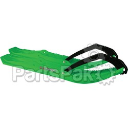 C&A 399-7738; Bondocking Xtreme Pro Skis Green Pair