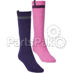 Divas 67827; Wool Hw Socks Pink / Purple