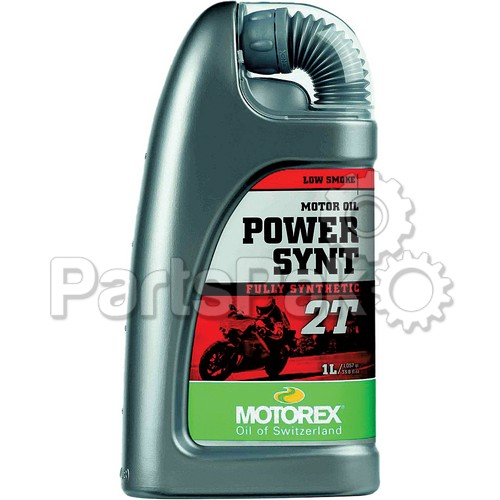 Motorex 580-0010; Power Synt 2T 1L