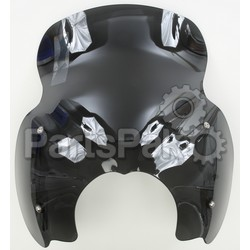 National Cycle N21605; Wave Quick Release Fairing Dark Smoke