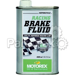 Motorex 580-0360; Racing Brake Fluid 500Ml