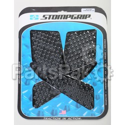 Stompgrip 55-10-0122B; Street Traction Pad Black; 2-WPS-655-2019B
