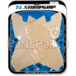 Stompgrip 55-10-0107; Kit - Volcano (Clear); 2-WPS-655-9011