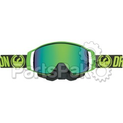 Dragon 294636030562; Nfx2 Snow Goggle Factory W / Luma Green Ion + Amber Lens