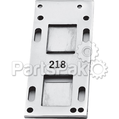 Paughco 218; 4-Speed Transmission Mounting Plate