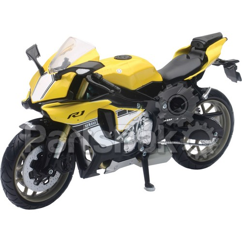 New-Ray 57803B; Yamaha Yzf-R1 2016 Yel 1:12