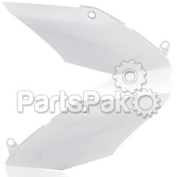 Acerbis 2630670002; Side Panel White; 2-WPS-26306-70002
