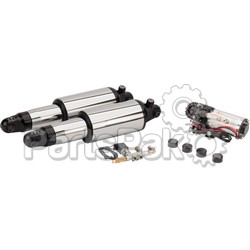 Arnott MC-3111; Fox Series Vrod Air Suspension Chrome
