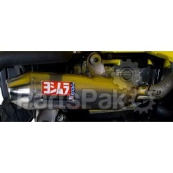 Yoshimura 2110610; Signature Rs-2 Slip-On; 2-WPS-961-8160