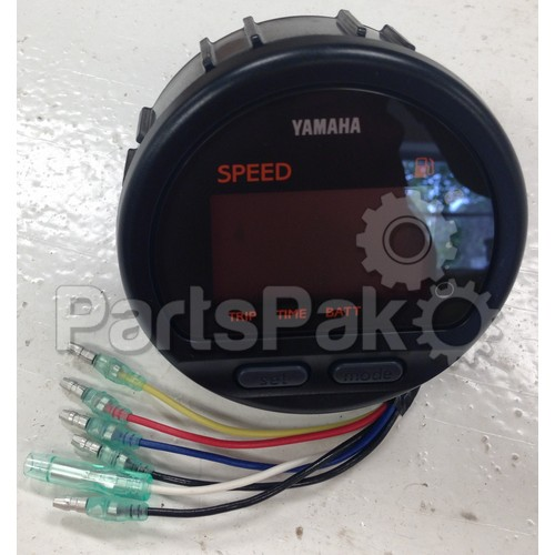 Yamaha 6Y5-83570-S6-00 Speedometer Assembly (Round); New # 6Y5-83570-A0-00