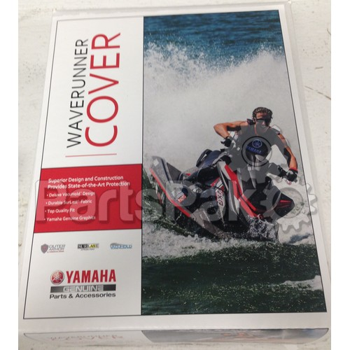 Yamaha MWV-CVRSH-CR-CH 2009 2010 2011 Universal Fx Cruiser Cover Waverunner PWC Personal Watercraft Jetski; New # MWV-UNIFX-CR-18