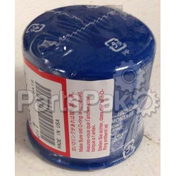 Honda 15400-PFB-014 Filter, Oil; 15400PFB014