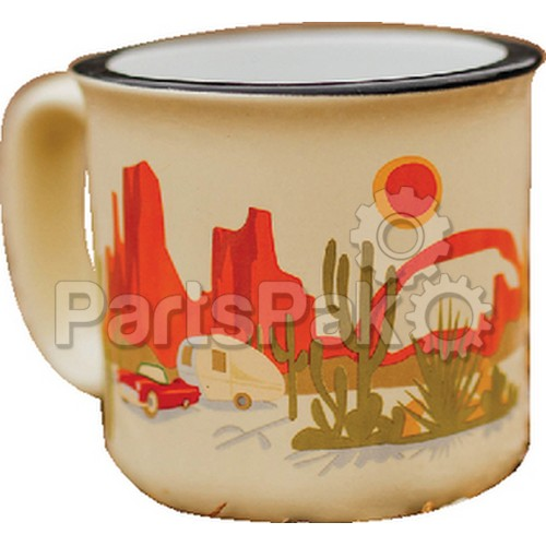 Camp Casual CC004Y; The Mug-Desert Dreamin'