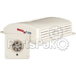MaxxAir 0003801; Maxxair Mini Vent Deluxe White Fan