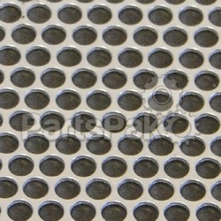 Helix Racing Products 005-1804; Aluminum Mesh 18X18 Round