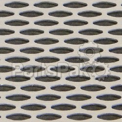 Helix Racing Products 005-1805; Aluminum Mesh 18X18 Oval