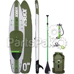 Jobe Sports 486417034; Sup Duna 11.6 Inflate Package, Stand Up Paddleboard Paddle Board